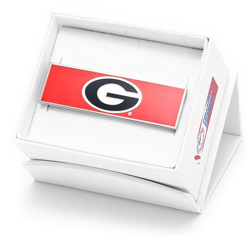 University of Georgia Bulldogs Money Clip NCAA