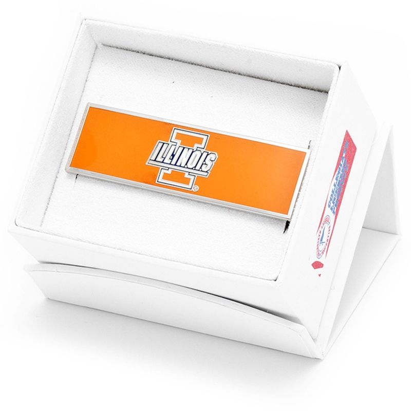 University of Illinois Fighting Illini Money Clip NCAA