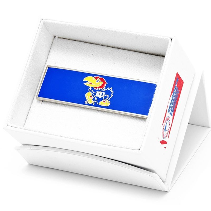 Kansas University Jayhawks Money Clip NCAA