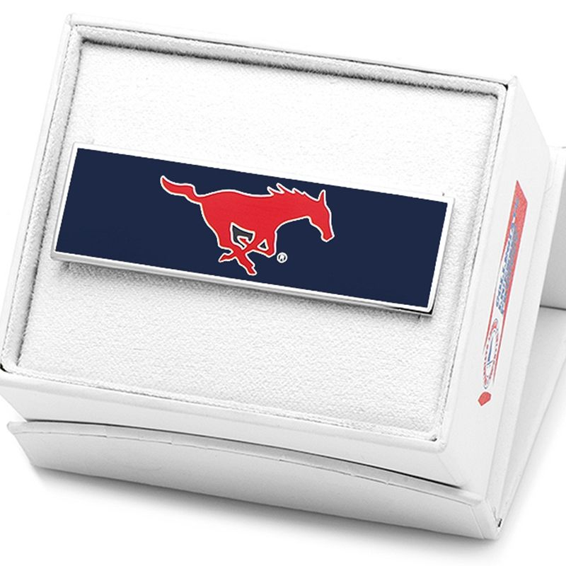 SMU Mustangs Money Clip NCAA