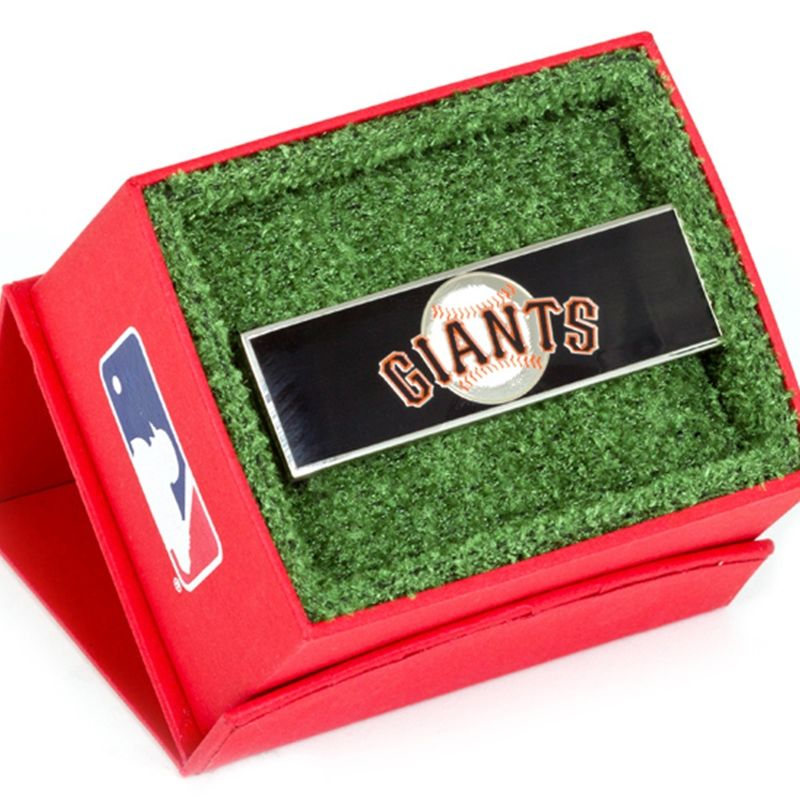 San Francisco Giants Cushion Money Clip