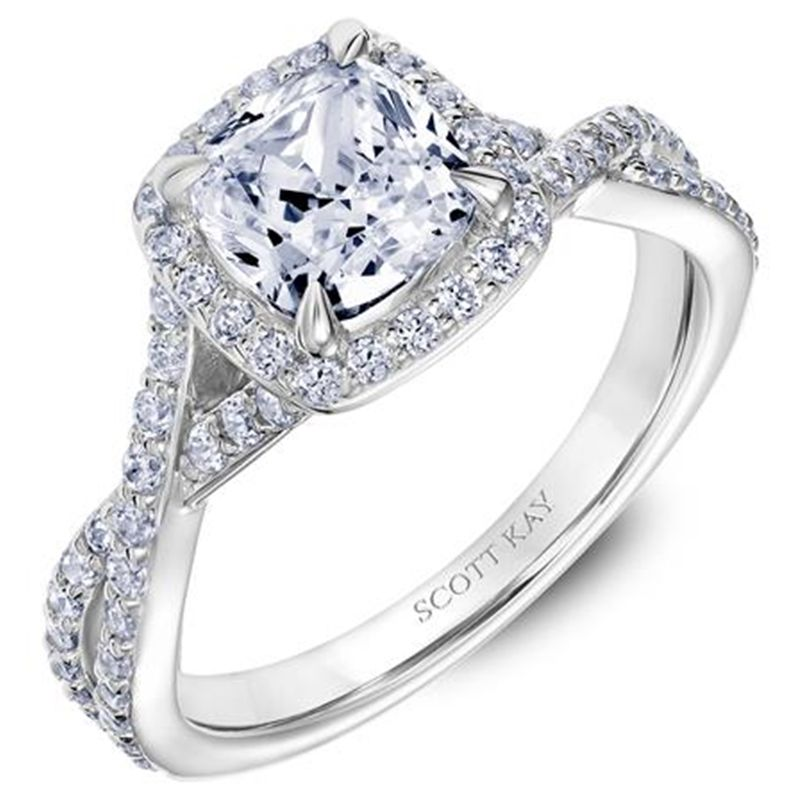 14kt-white-gold-beauty-ladies-engagement-ring-by-scott-kay-cushion-cut-shape-and-diamond-twist-shank