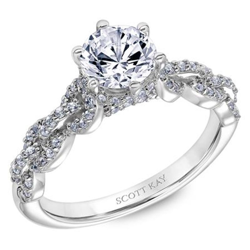 14kt-white-gold-beauty-ladies-engagement-ring-by-scott-kay-with-diamond-encrusted-links-down-the-shank-by-scott-kay