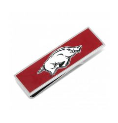 University of Arkansas Razorbacks Money Clip NCAA