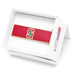 Stanford University Trees Money Clip NCAA