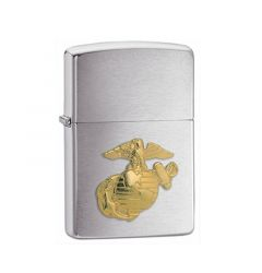 Zippo Lighter U.S. Marines Classic Engravable Grooms Gift USA