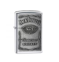 Zippo Lighter Jack Daniel's Pewter Classic Engravable Grooms Gift USA