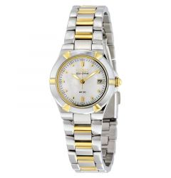 Riva Ladies' Bracelet MOP Dial Water Resistant Eco Drive Watch by Citizen