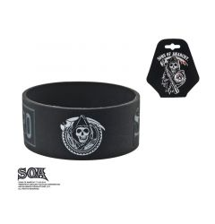 Sons of Anarchy Silicone Anarchy A Bracelet